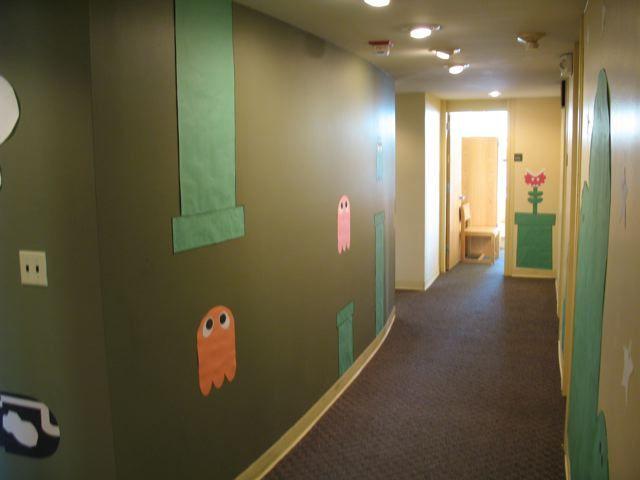 Dorm Hall Theme Ideas