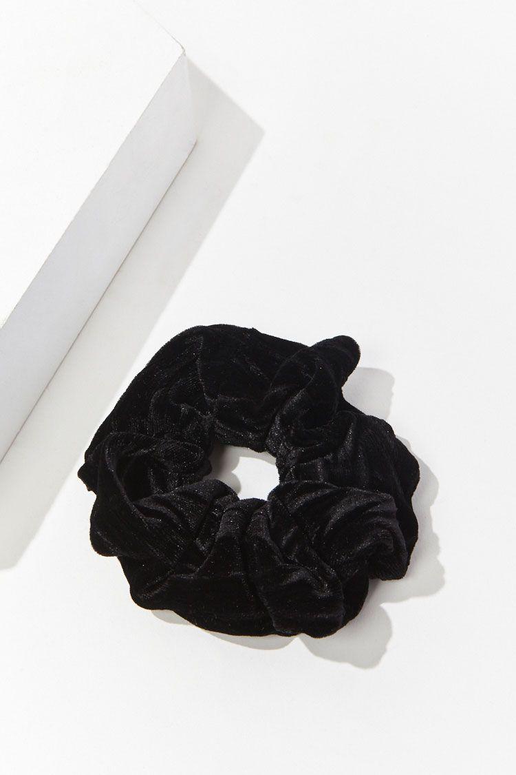 Velvet Hair Scrunchie #hairscrunchie