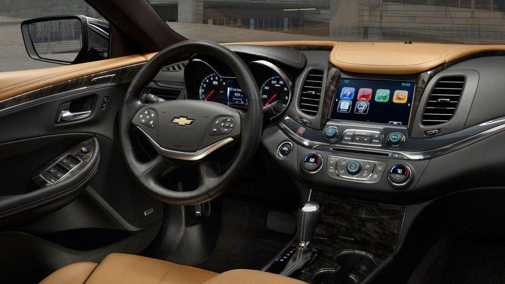 2015 Chevrolet Impala LTZ: One Of My Favorite From Chevy! | G ...