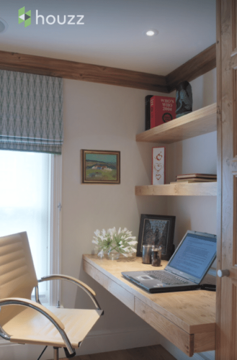 Houzz Bureau Homeoffice Home Office Quarto In 2020 Home
