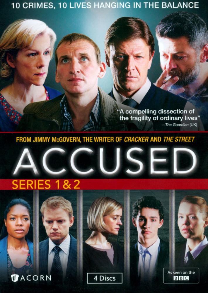 Accused Series 1 2 4 Discs Dvd Best Buy Tv Series To Watch Juliet Stevenson Tv Series