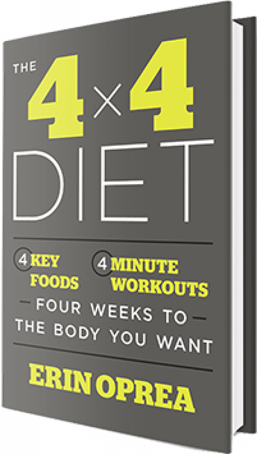 Discover The 4 Key Foods And The 4 Minute Workouts That Will Change The Way You Look And Feel In Just 4 Weeks Increasemu Key Food 4 Minute Workout Erin Oprea