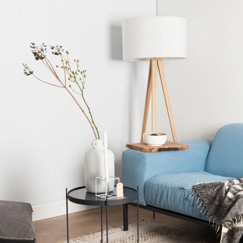 Lampadaire Tripod Wood Lampadaires Table Basse Design Table Basse Lampadaire Trepied