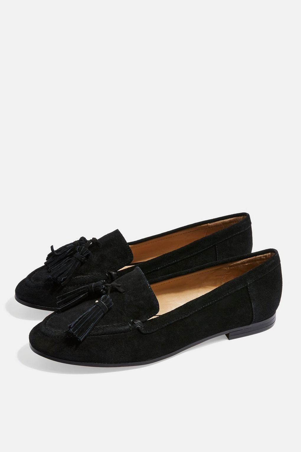 b0109cb44b2a LEXI Suede Loafers - New Semester Essentials - Clothing
