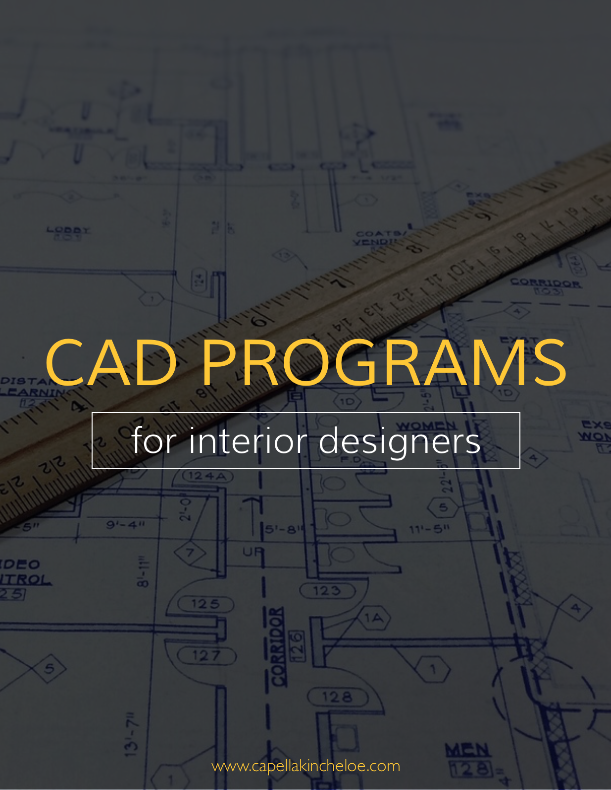 cad programs for interior designers interior design