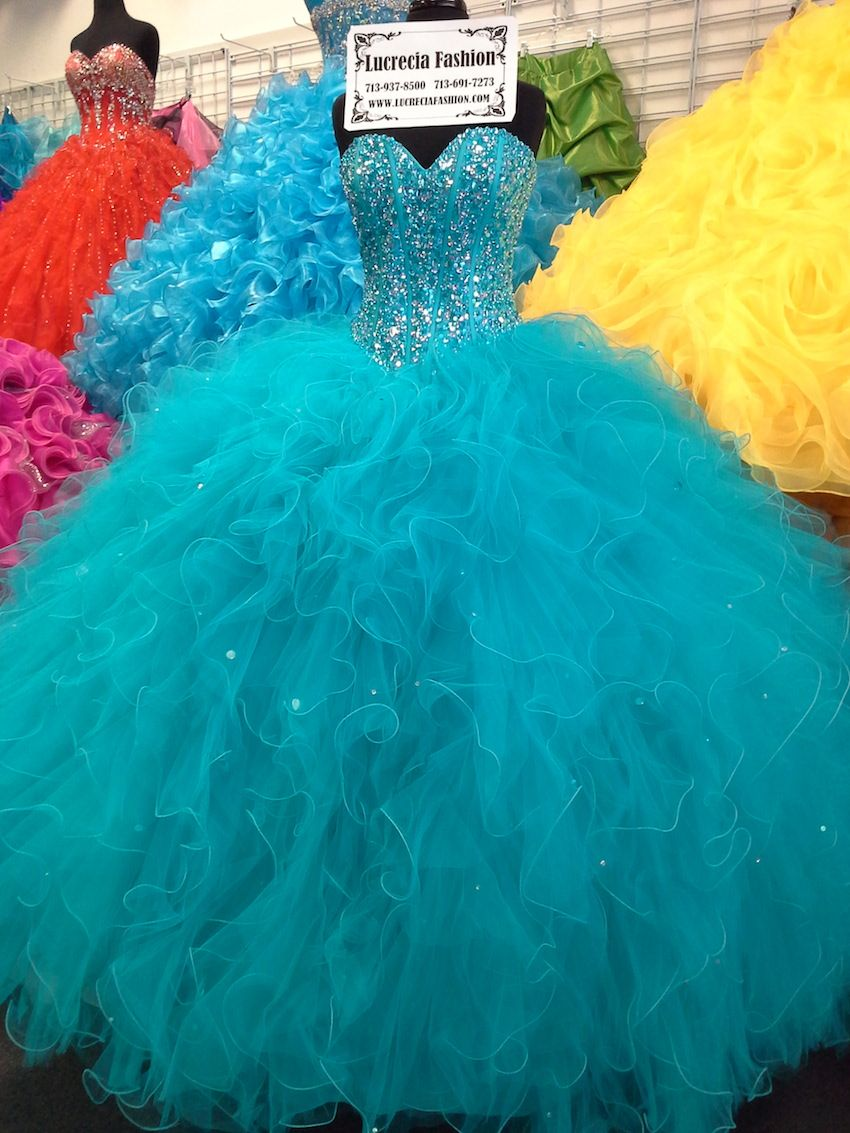 Lucrecia Fashion Houston | quíncєαñєrα | Pinterest | Quinceanera ...