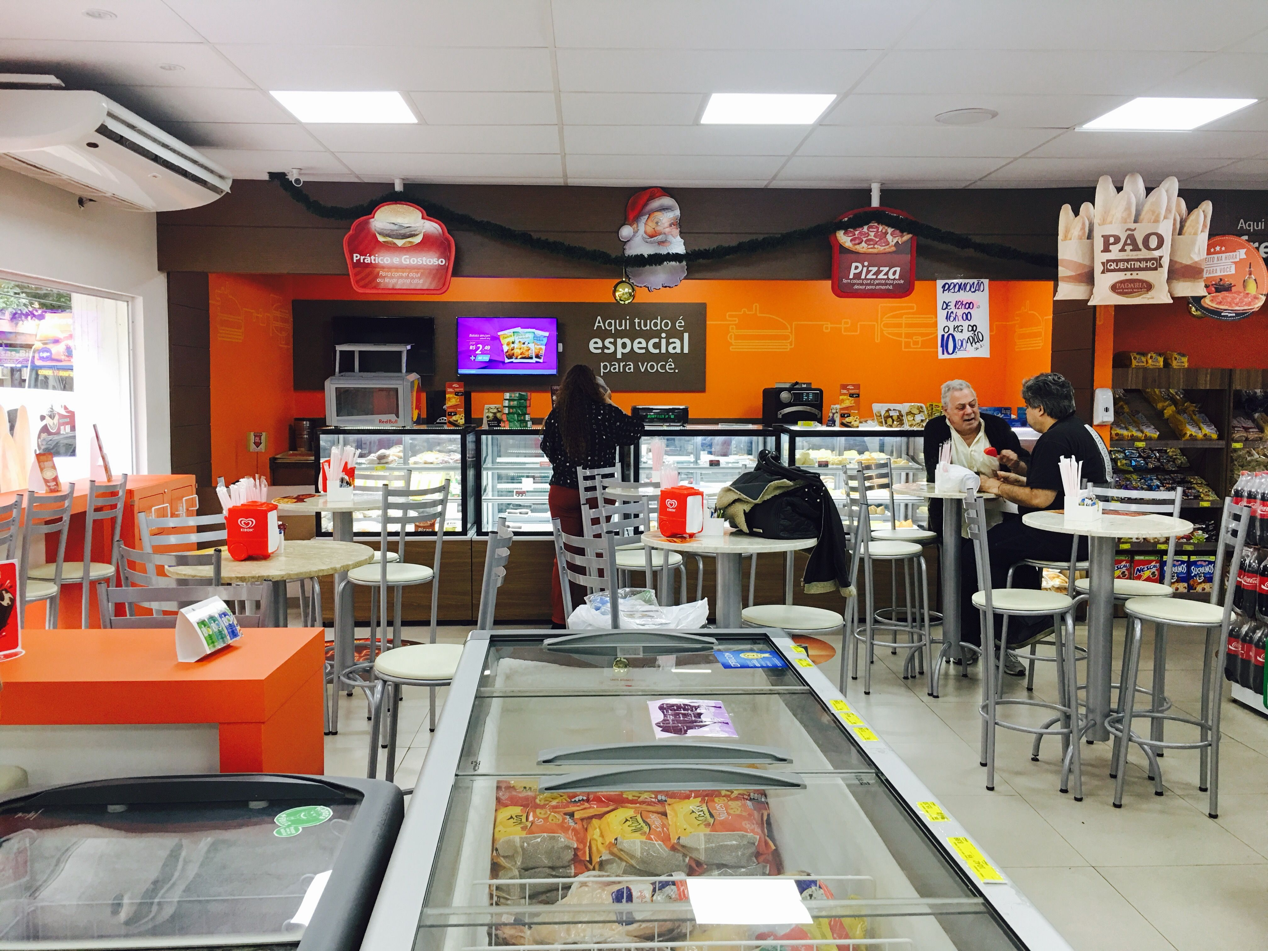 Alô Tijuca! Chegamos na loja de conveniência AM PM da Rua General Espírito Santo Cardoso, 57.  Passa lá que tem Goomet!