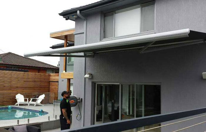 Home Outdoor Awnings House Awnings Canvas Awnings