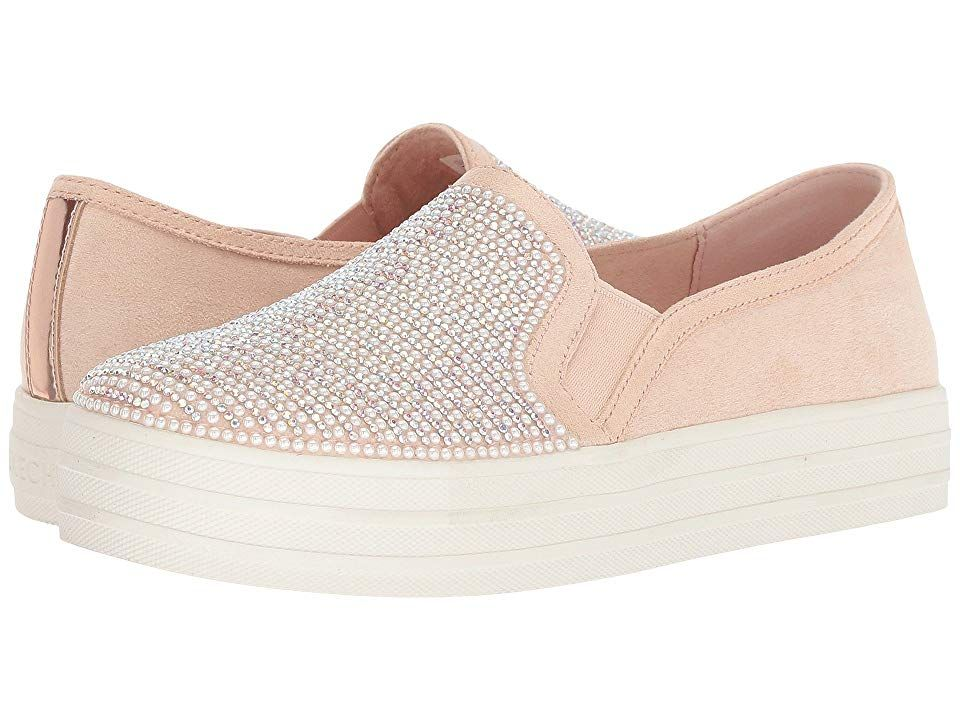 SKECHERS Double Up Shimmer Shaker Women's Shoes Light Pink