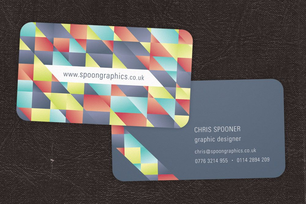 How To Design A Print Ready Cut Business Card