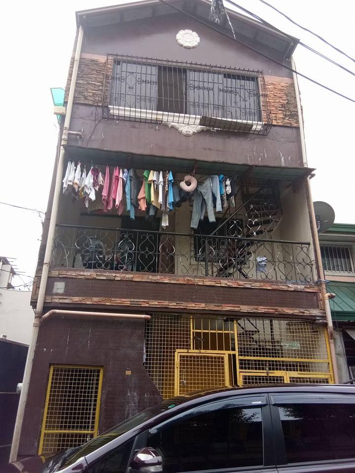 SPS Subdivision Rosario Pasig City 3Door Apartment for
