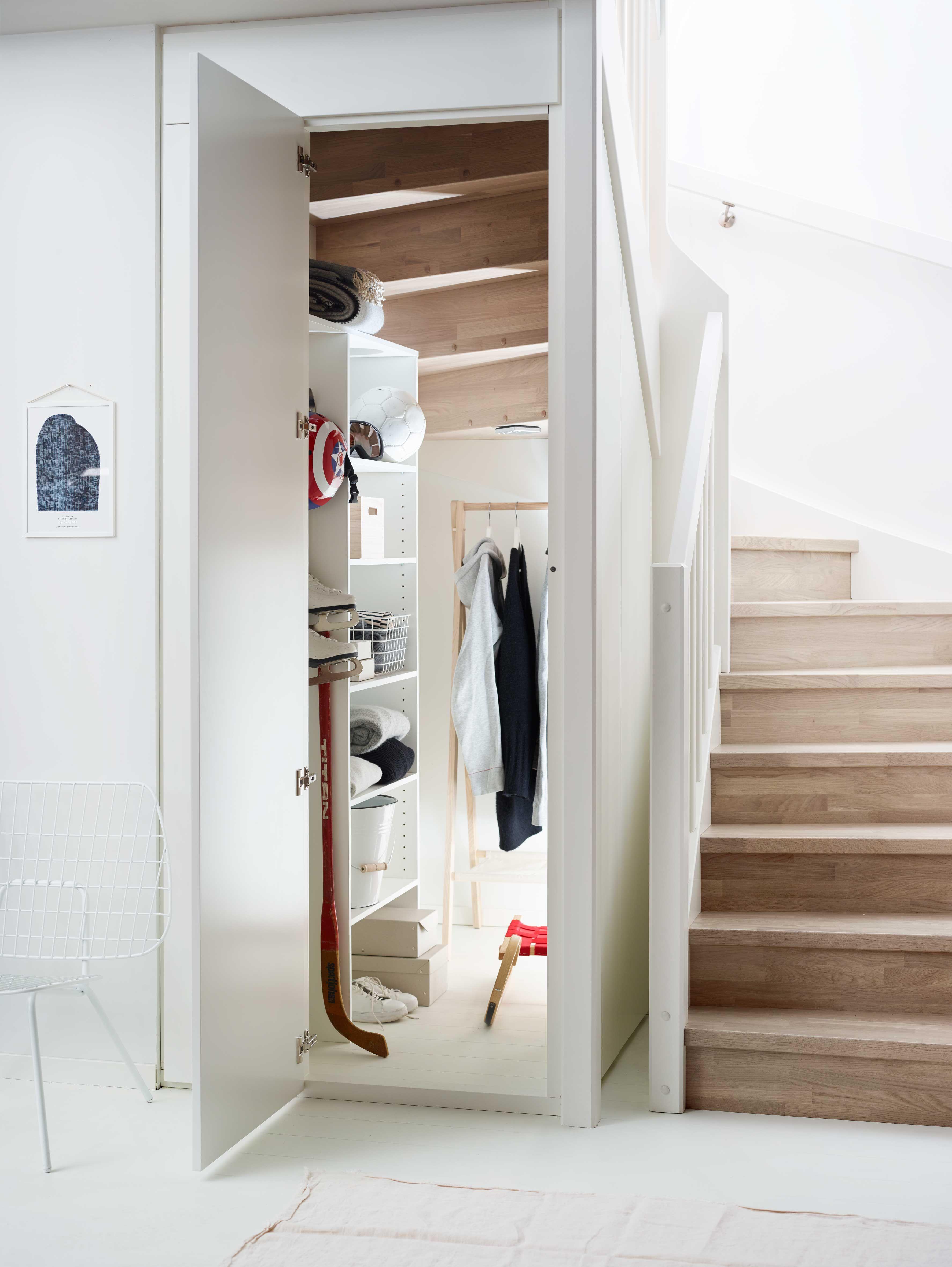 Photo of De fleste nye boliger har bare én innvendig bod. Dette kan fort by på utfordri…