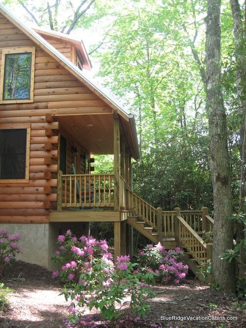 Tranquil Woods Linville Nc Blue Ridge Parkway Grandfather Mountain Rental Blue Ridge Parkway Cabin Camping Mountain Rental