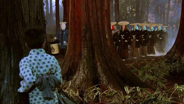 Dreams - Akira Kurosawa. | Film stills, Akira, Cinematography