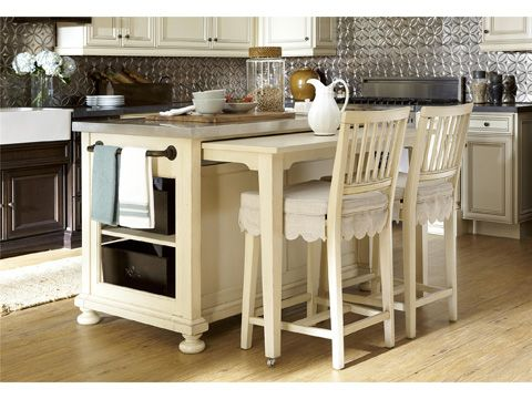 Universal Furniture - River House Kitchen Island - 394644 Kitchen