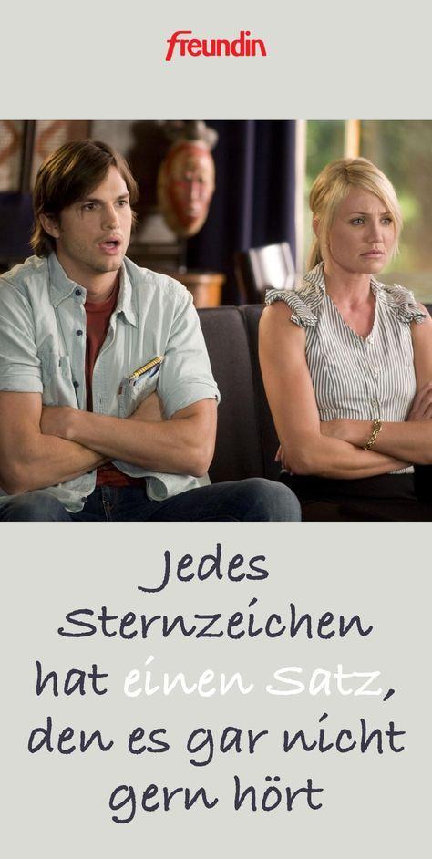 "Photo of The ""anti-phrase"" for every zodiac sign freundin.de"