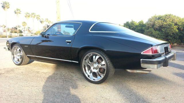 1977 Chevrolet Camaro For Sale Riverside California United