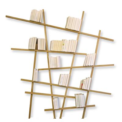 tuto biblioth que asym trique d co pinterest tuto magazine deco et biblioth que en bois. Black Bedroom Furniture Sets. Home Design Ideas
