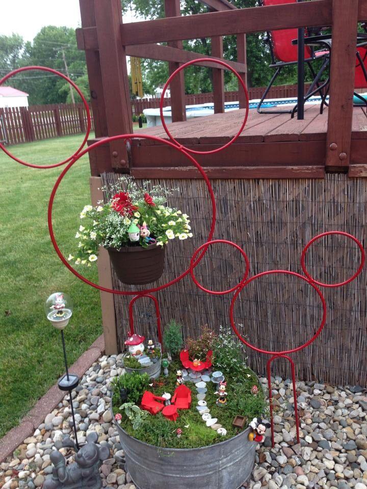 Disney Garden Flags