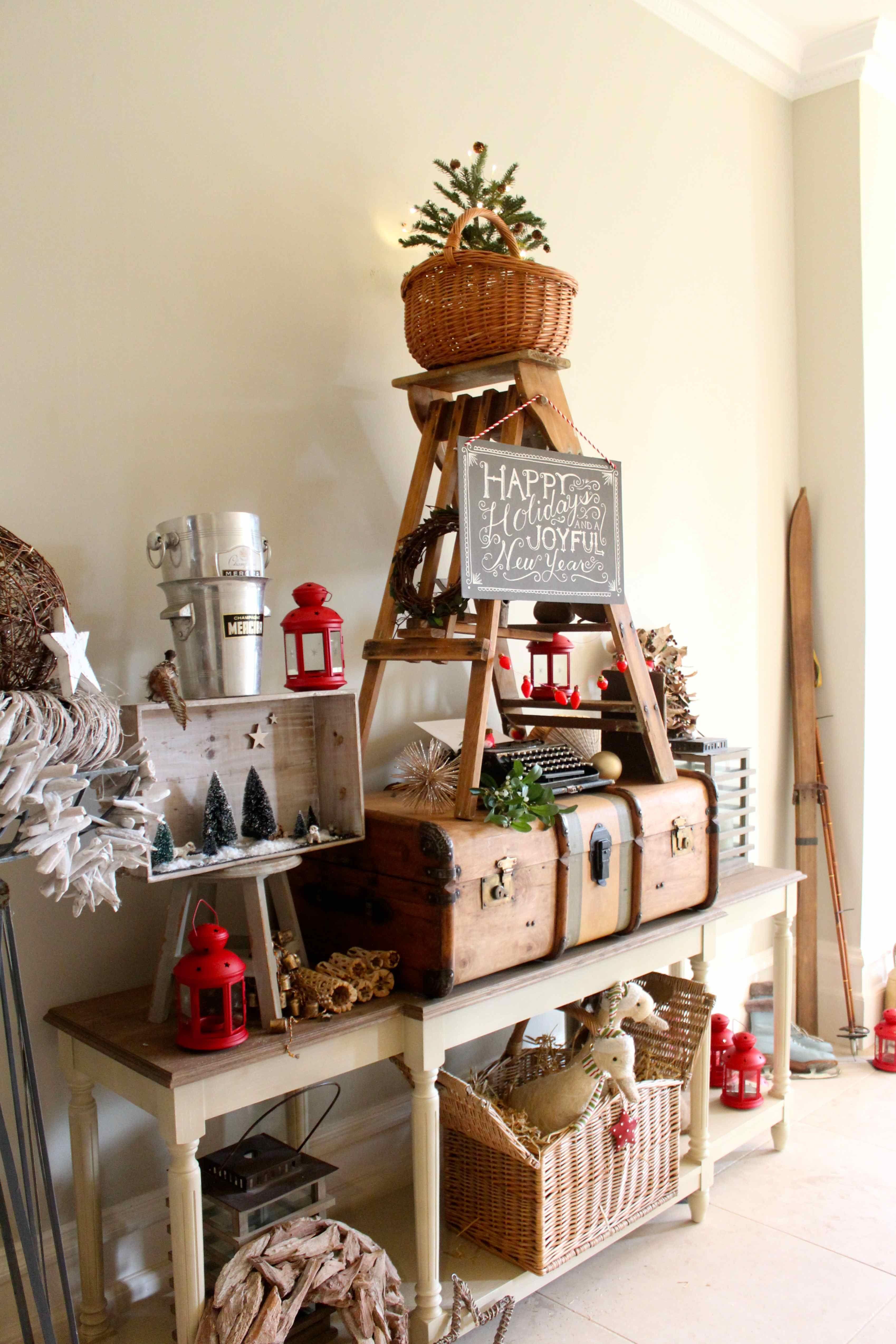 Holiday tableau Christmas Pinterest