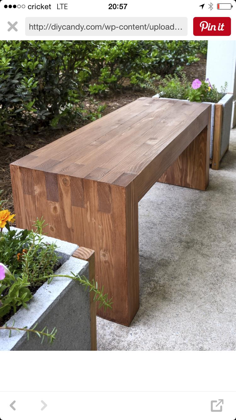 diy desk bancs jardin bancs bois et mobilier de salon. Black Bedroom Furniture Sets. Home Design Ideas
