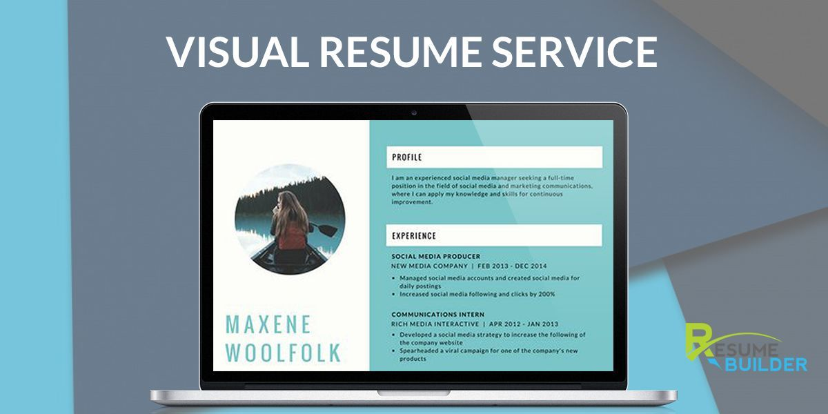Get Visual Resume Writing Resume Designing Creative Resume Services Online By A Professional Resume Writer Free Resume Builder Visual Resume Resume Builder