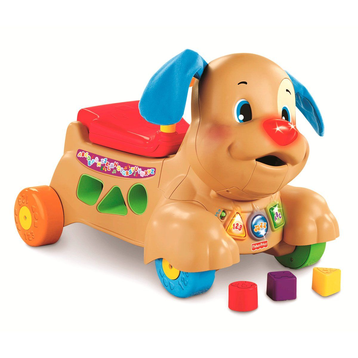 Fisher Price Juguetes Para 1 Ano.Perrito Aprende Conmigo Laugh And Learn Baby Toys