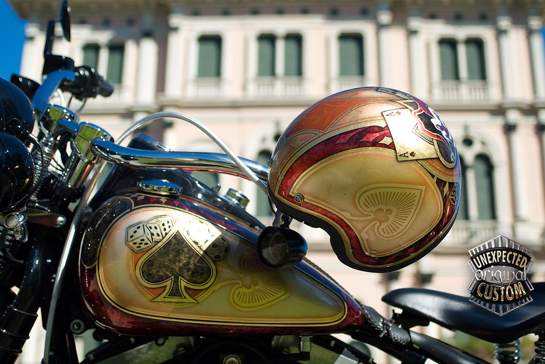 Harley Davidson Softail Blackjack
