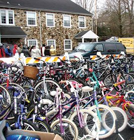 Bikes And Much More Student Community Service Projects
