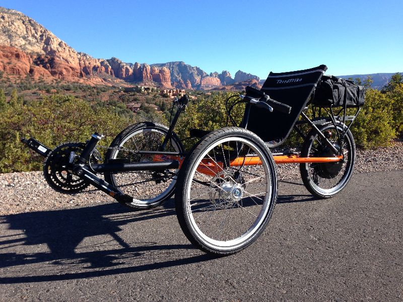 Guide To Electric Recumbent Trikes Updated