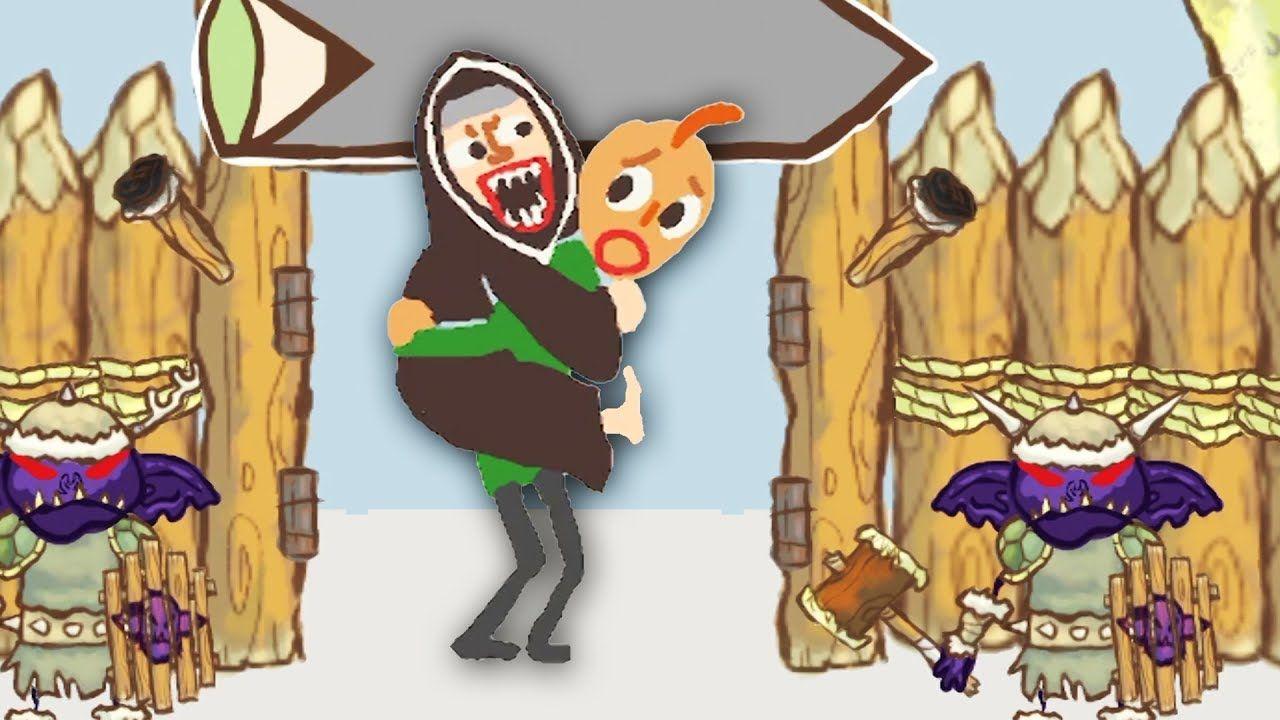 Baldi S Basics Vs The Nun Vs Frog Monster L Draw A Stickman Epic 2