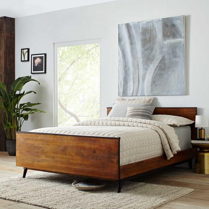 Inspiratieboost 12x een midcentury slaapkamer om in weg