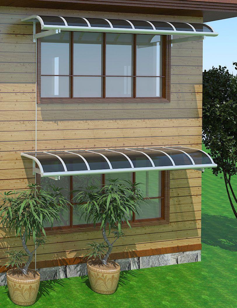 Titan Series Curved Top Door Or Window Canopy Window Canopy Rooftop Terrace Design Canopy Outdoor