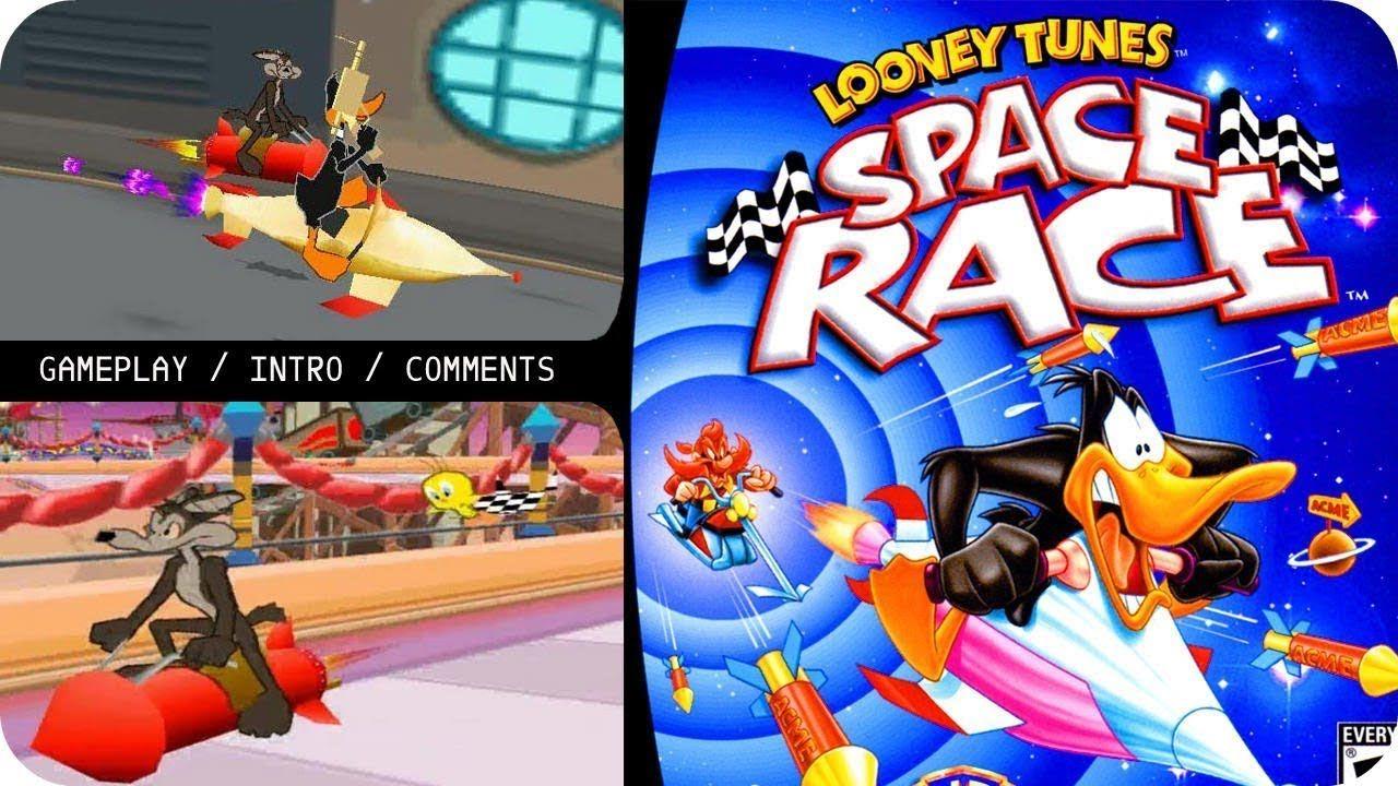 Looney Tunes Space Race PC Gameplay PCSX2 Emulator