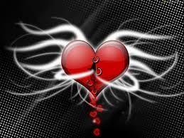 Broken Heart | Gebrochenes Herz ---- Broken Heart | Herz, trauriges ...