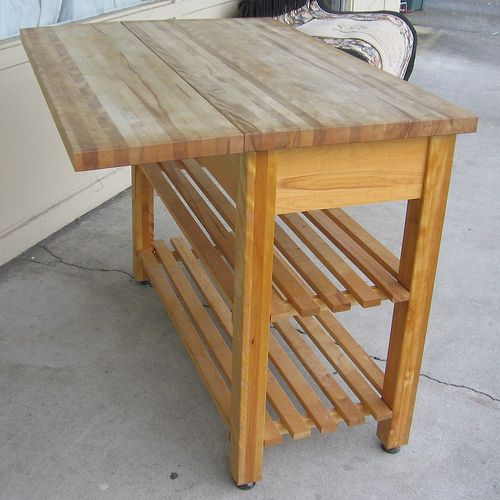 How To Make An Outdoor Butcher S Block Builddirect Wood Tables Table