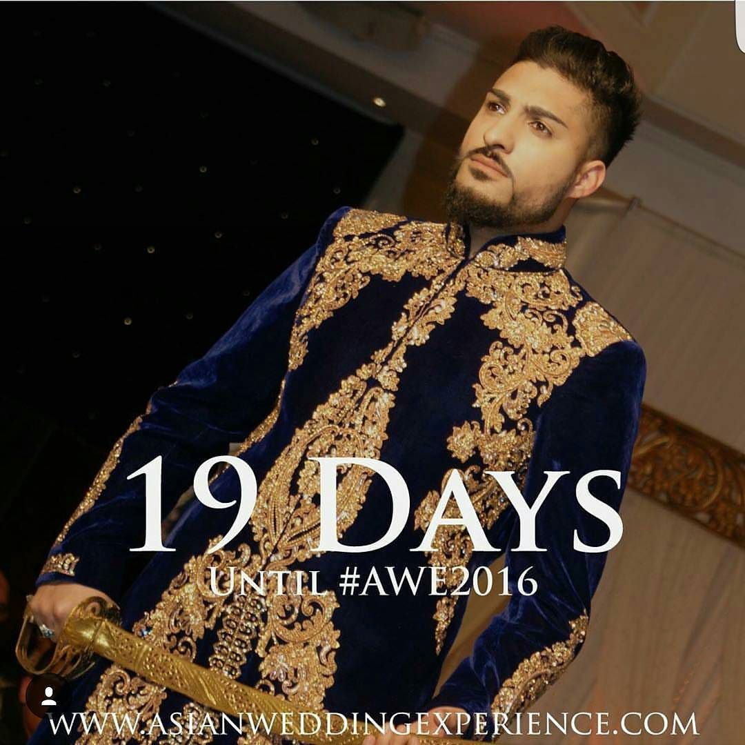Only 19 days to go for the Asian Wedding Experience Show at the Mere Golf Resort & Spa in Cheshire. Book your fast entry tickets via http://ift.tt/1Ry50IX it's definitely an event not to he missed! #AWE2016 #FreeTickets #FastTrackEntry #WeddingIdeas #WeddingShowcase #Alamango #Bridal #Textiles #Wedding #AlamangoBridal #AlamangoTextiles #Malta #LoveMalta #Bridesmaid #WeddingDress