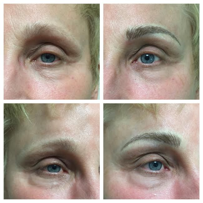 Permanent Eyebrows Permanent Eyeliner Permanent Makeup By Tracey