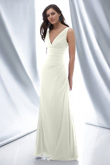 Wtoo Maids Dress 620 Watters Colors Candlelight