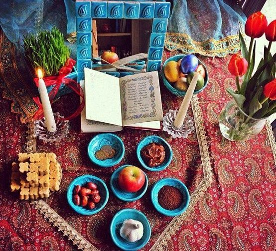 Nowruz 2019: The Persian New Year Festival [03/23/19]