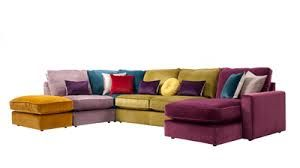 Image Result For Button Back Sofa Multi Coloured Corner Sofa