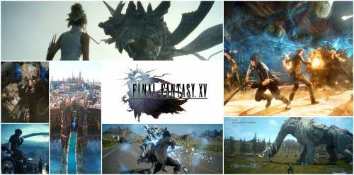 Final Fantasy 15 (PS4) Giveaway! (11/25/2016) {??} via