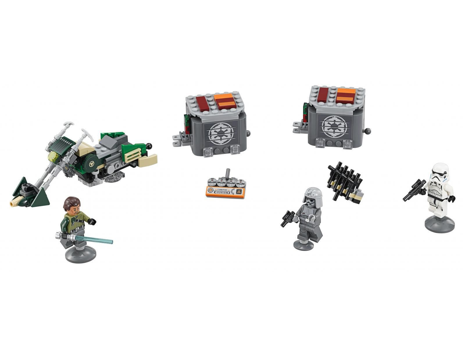 Lego 75141 star wars rebels kanans speeder bike set