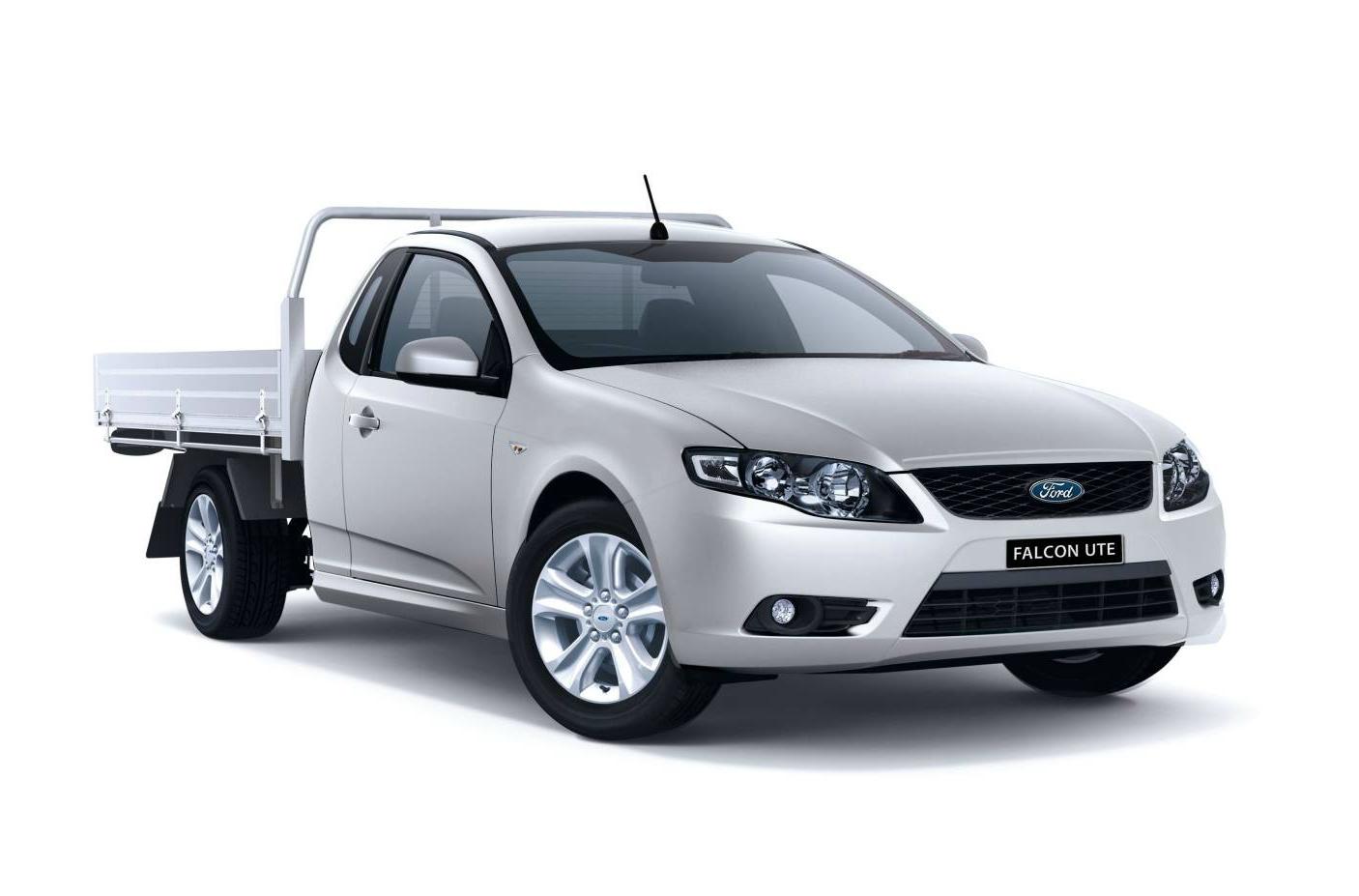 The Tradie Series Australian cars, Ford pickup trucks