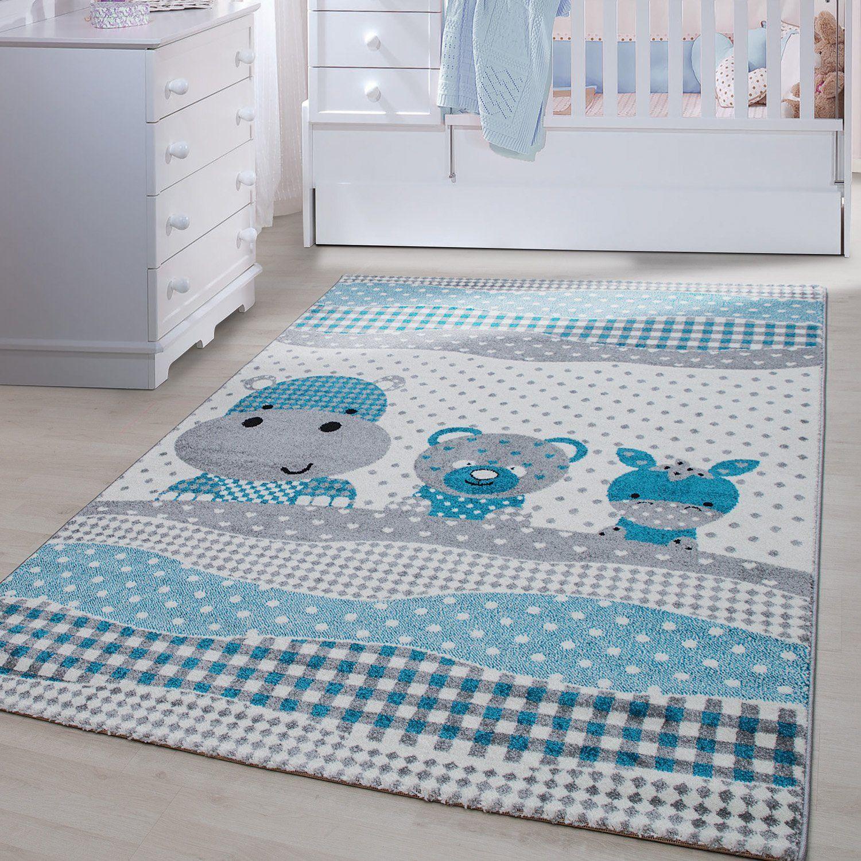 KinderTeppiche für #Kinderzimmer, Babyzimmer, Spielteppich ...