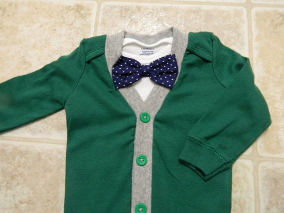 Your Place To Buy And Sell All Things Handmade Baby Boy Cardigan Baby Boy Cardigan Onesie Cardigan Onesie