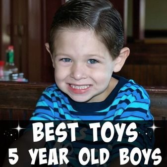 What Is The Best Toy To Buy A 5 Year Old Boy Here