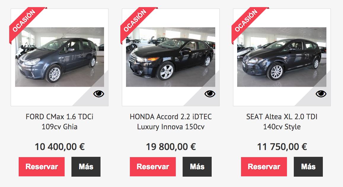 Nos acaban de entrar un Seat Altea XL 140cv, una Ford C-Max Ghia 109cv y un Honda Accord Luxury Innova 150cv #coches  http://www.orlandocars.es/