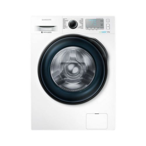 O Samsung เคร องซ กผ าฝาหน า Ww90j6413cw พร อมด วย Eco Bubble ความจ 9 กก
