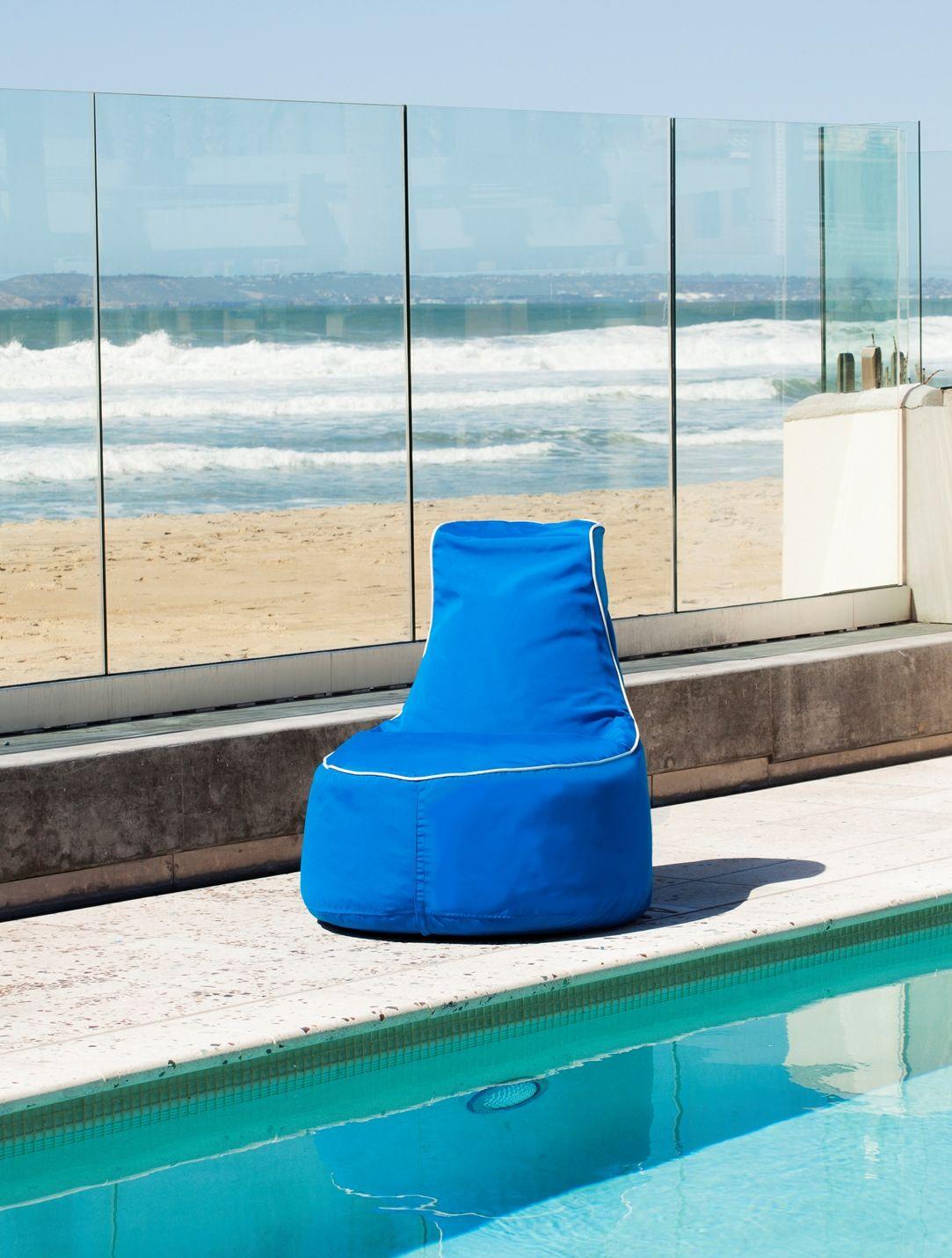 Standard Outdoor Friendly Bean Bag Chair & Lounger
